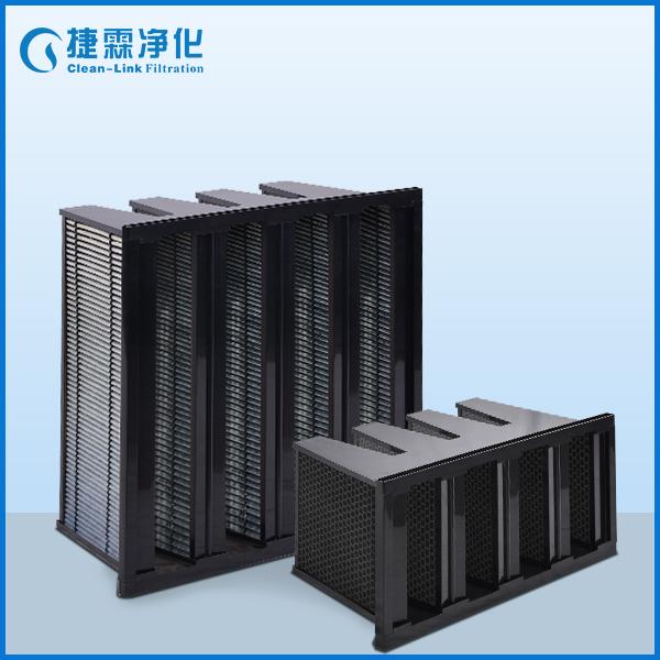 V型活性炭过滤器